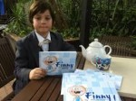 London or bust: 10yo dyslexic Brisbane author uses crowdfunding to take work to world
