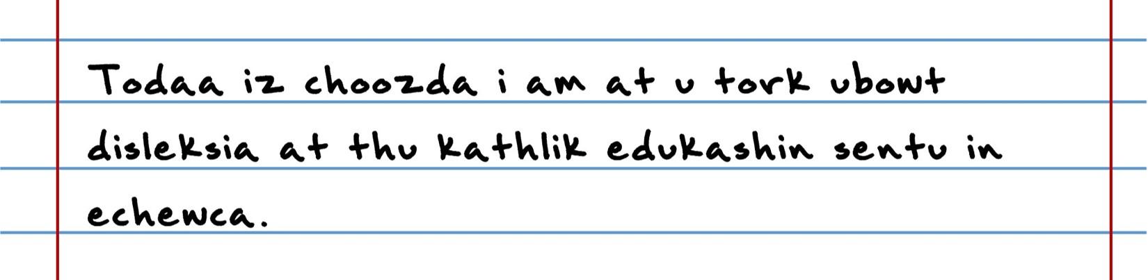 handwriting 2