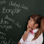 Should a child be expected to study a foreign language, when they are already struggling with the English language?