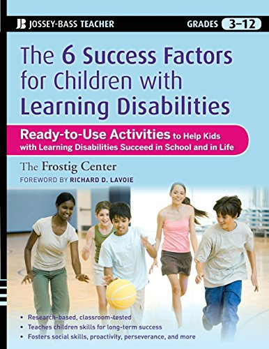 reaction paper about children with learning disabilities