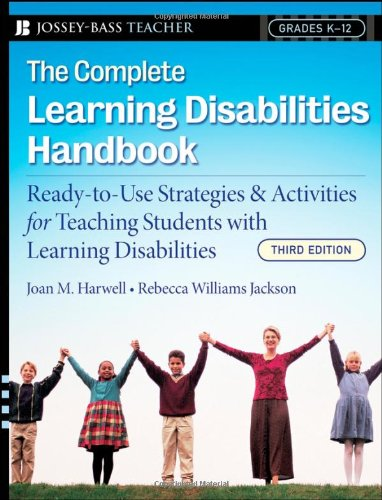 Preposition In Learn In Marathi All Complate: The Complete Learning Disabilities Handbook: Ready-to-Use
